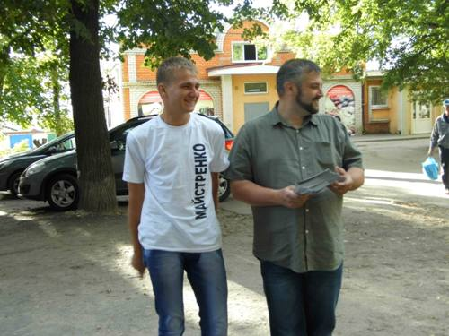 Майстренко с Шалаевым