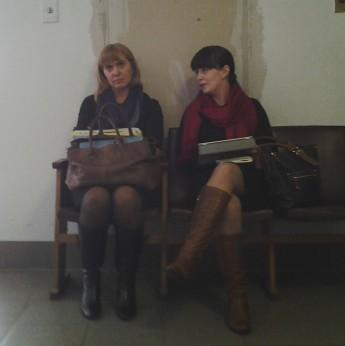 М.Захарова и Е.Смирнова