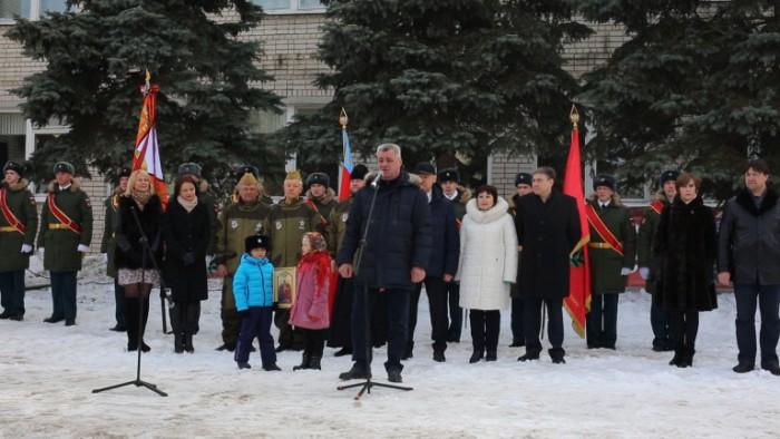 Фото: bbratstvo.com от 26 марта 2016. Малышев крайний справа