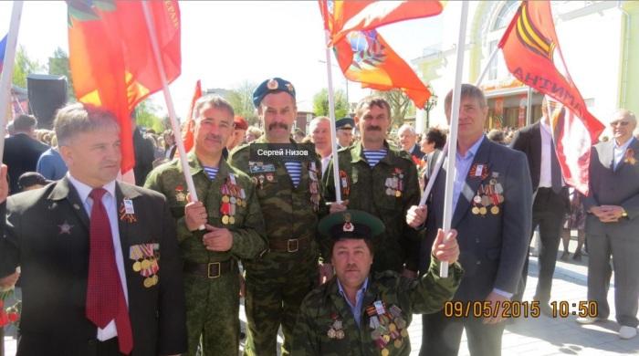 Мешков Боевое братство Низов